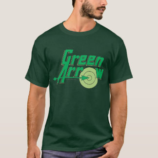 Green Arrow Logo T-Shirt