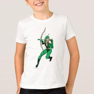 Green Arrow Shooting Arrow T-Shirt