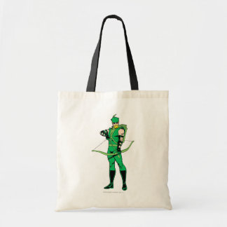 Green Arrow Standing with Bow