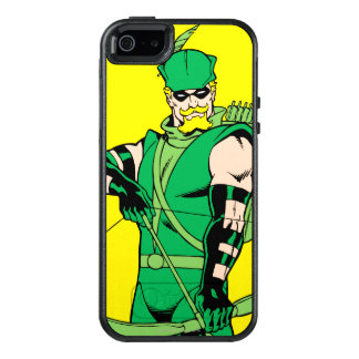 Green Arrow Standing with Bow OtterBox iPhone 5/5s/SE Case