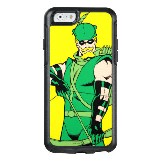 Green Arrow Standing with Bow OtterBox iPhone 6/6s Case