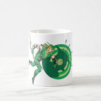 Green Arrow with Target 2 Coffee Mug