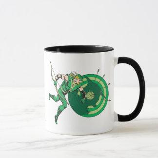 Green Arrow with Target 2 Mug