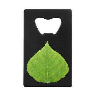 Green Aspen Leaf #11