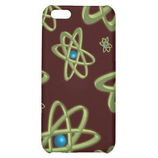 Green Atoms iPhone 5C Case