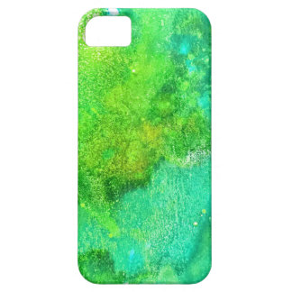 Green Aurora Design iPhone 5 Cover