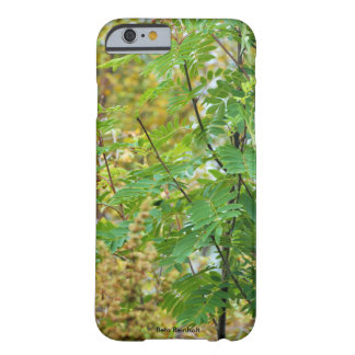 Green Autumn Barely There iPhone 6 Case