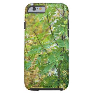 Green Autumn Tough iPhone 6 Case