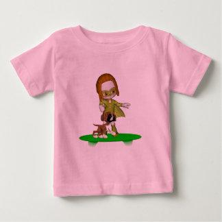 Green Avenger Baby T-Shirt