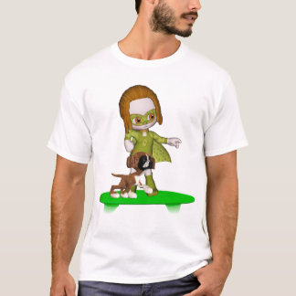 Green Avenger T-Shirt