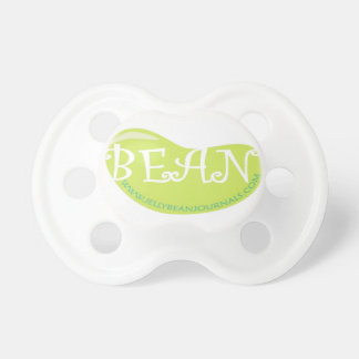 Green Baby Bean Pacifier / Binkie