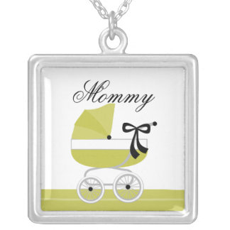 Green Baby Buggy Jewelry