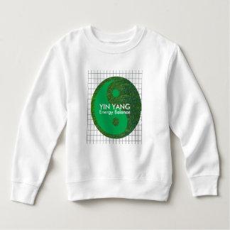 Green Balance YIN YANG YinYang Chinese Heritage Sweatshirt