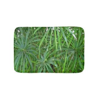 Green Bamboo Asian Home Decor Bath Mat Bath Mats