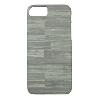Green Bamboo Planks iPhone 7 Case