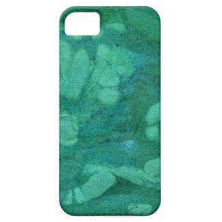 Green Batik iPhone5 Case iPhone 5 Covers