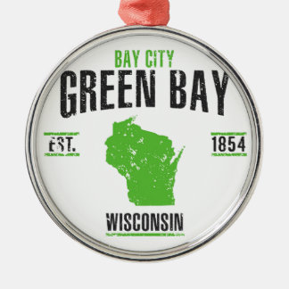 Green Bay Christmas Ornament