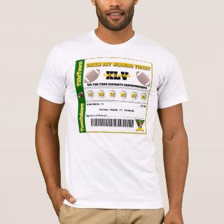 Green Bay Winning Ticket T-Shirt