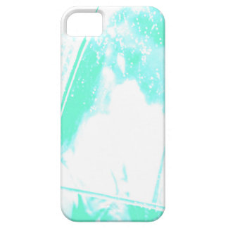 Green Beach Palm Case For The iPhone 5