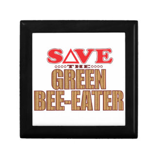 Green Bee-Eater Save Gift Box