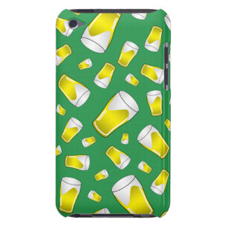 Green beer iPod Case-Mate case