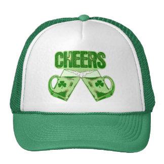 Green Beer Cheers Trucker Hat