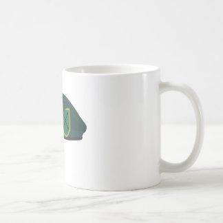 Green Beret Basic White Mug