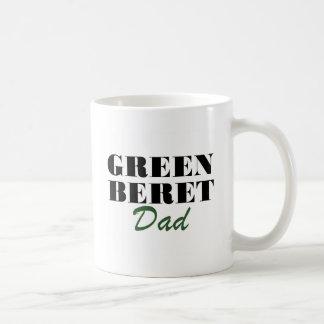 Green Beret Dad Mugs