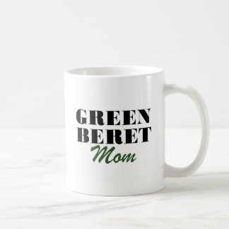 Green Beret Mom Coffee Mug