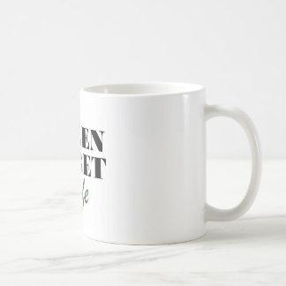 Green Beret Wife Coffee Mugs