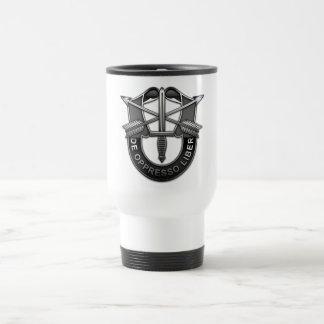 Green Berets DUI Coffee Mug