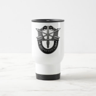 Green Berets DUI Travel Mug