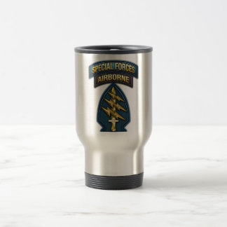 Green Berets SSI Special Edition Travel Mug