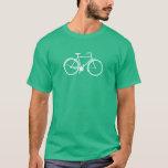 Green Bicycle T-Shirt