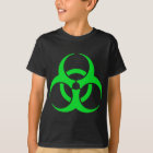 Green Biohazard T-Shirt