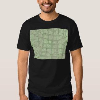 green blocks t shirt