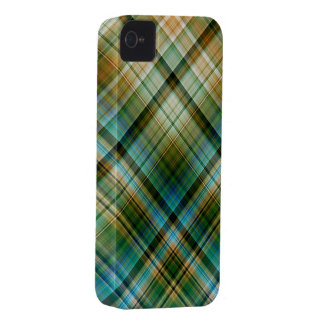 Green Blue iPhone 4 Case