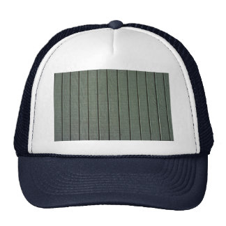 Green boards mesh hat