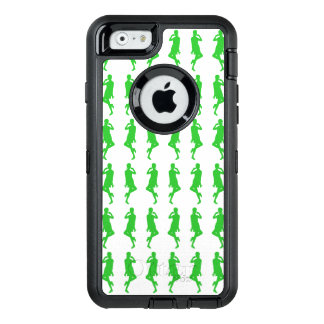 Green Bold Mod GoGo Girls OtterBox iPhone 6/6s Case