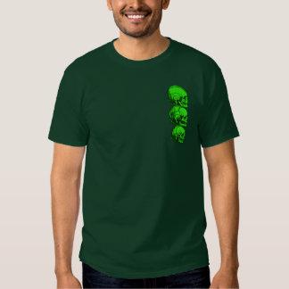 Green Bones Tee Shirts