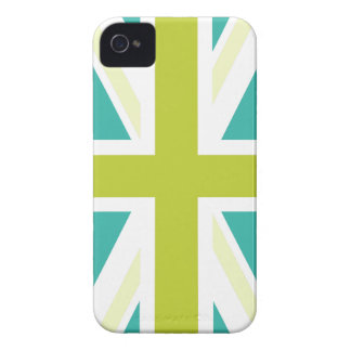 Green British Flag iPhone 4 Cover