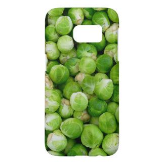 Green brussels sprouts