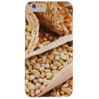 Green Buckwheat, Wheat, Oat And Mung - Cereal Barely There iPhone 6 Plus Case