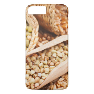 Green Buckwheat, Wheat, Oat And Mung - Cereal iPhone 8 Plus/7 Plus Case