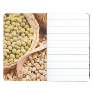 Green Buckwheat, Wheat, Oat And Mung - Cereal Journal