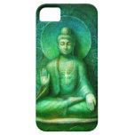 Green Buddha Zen Meditation iPhone 5 Case