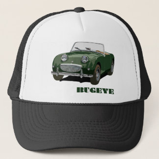 Green Bugeye Trucker Hat