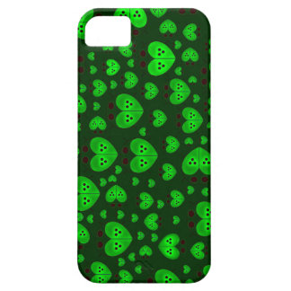 Green bugs of love - Lovebugs magic iPhone 5 Cases