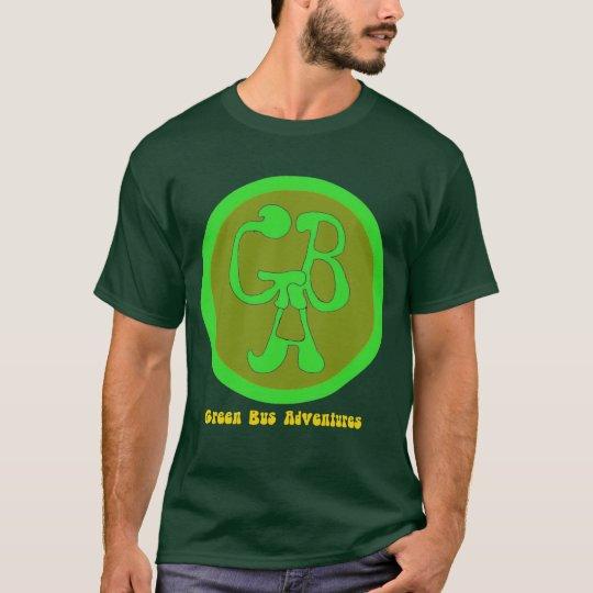 Green Bus Adventures - Hoodie - GBA Logo