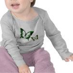 Green Butterflies Infant T-Shirt